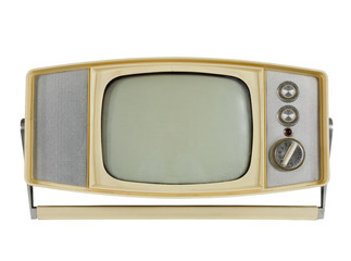 Old Portable Television