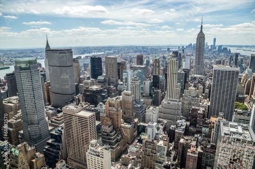 miasto-nowy-jork-manhattan-srodka-miasta-budynkow-linii-horyzontu-widok