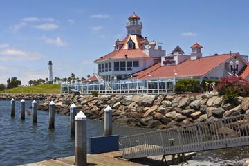 Parkers Lighthouse Long Beach California.