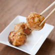 Takoyaki : Meat balls as Japanese style