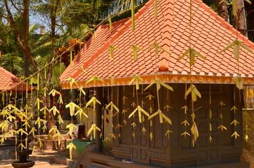 Hindu Festival in Kovalam