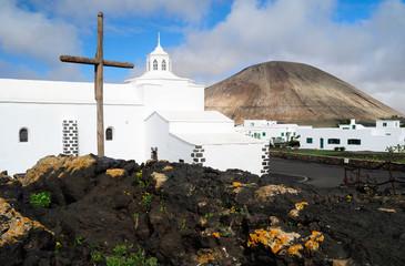 Kirche Mancha Blanca, Lanzarote