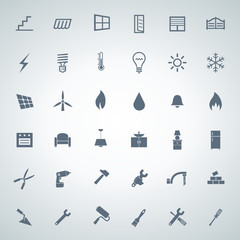 home icon set 003
