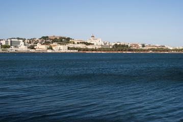 Sardinia. Cagliari Panorama