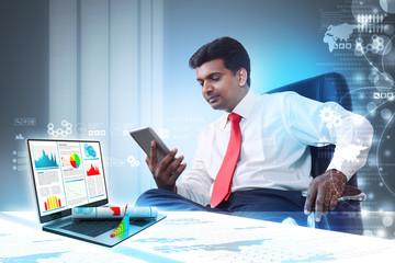 Financial report & statistics