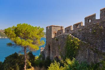 Rumeli Fortress at Istanbul Turkey