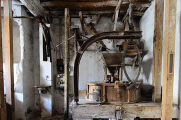 Old Flour Mill  VII
