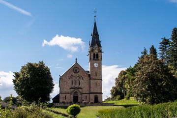 Kirche in Karlsbrunn