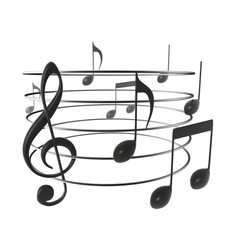 Eindeloos muziek stuk