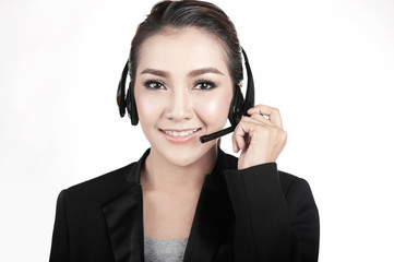 female call center