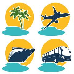 Reisen und Ferien icon