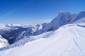 Dolomites slope