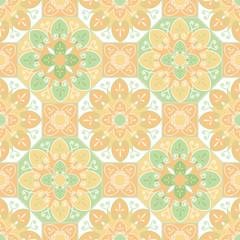 Elegant seamless wallpaper pattern background