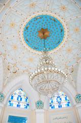 Inside the Interior of the Caravanserai,