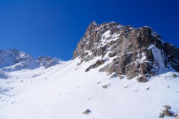 Dolomites Rock