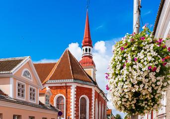 St. Elizabeth's Lutheran Church in Parnu, Estonia