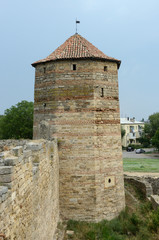 Publius Ovidius Naso tower, Akkerman fortress,Ukraine
