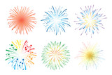 Fireworks display - 68904510