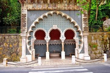 Maurischer Brunnen in Sintra