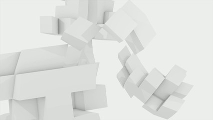 3D ANIMATED FIGURE PAPER 06