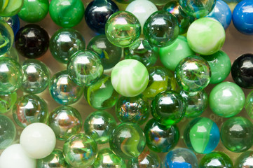 Wonderful glass balls