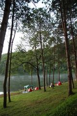 Pang Oung Lake , Thailand