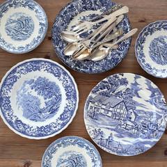 English plates