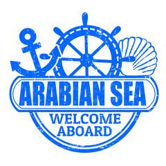 Arabian Sea stamp