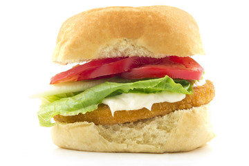 Chicken Patty Sandwich