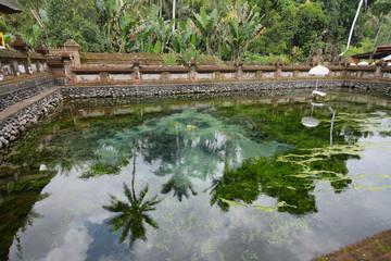 Tirta Empul Temple. Bali, Indonesia.