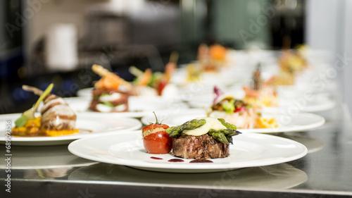 portate da ristorante - 68909356