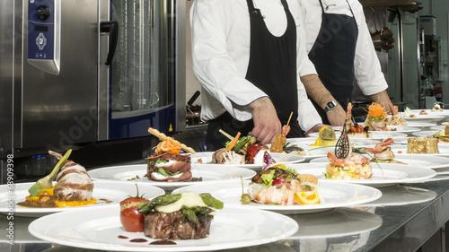 portate da ristorante - 68909398