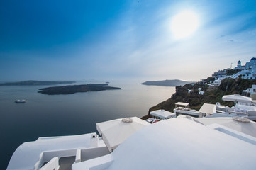 Santorini viewpoint