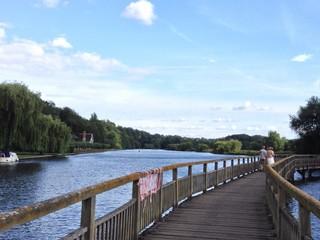 イギリスのテムズ川