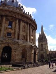 イギリスのオックスフォード