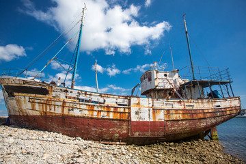 Shipwrecks in Brittany
