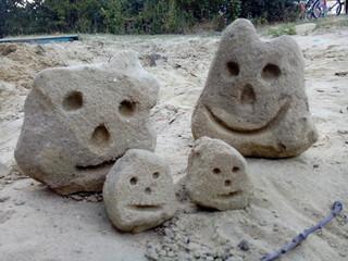 Каменная семья