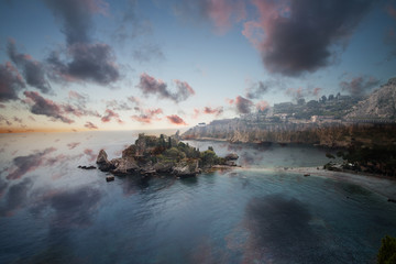 Isola Bella, Sicily.