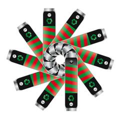 Batterien - Kreis