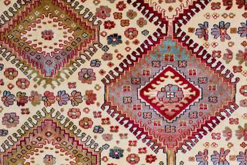 Arab carpet desoration pattern