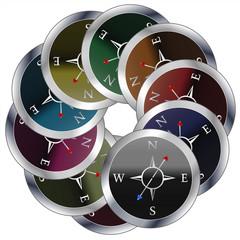 Kompass - Set