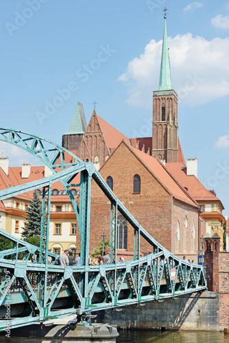 Most Tumski -Most Zakochanych © whitelook