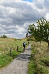 Radfahren an der Teufelsmauer, Harz