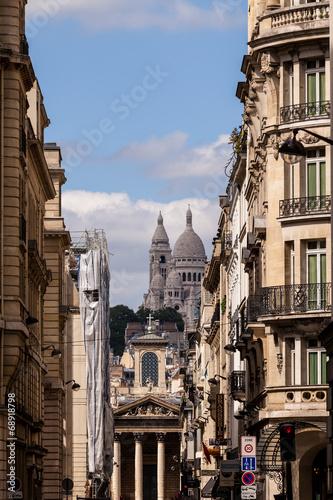 canvas print picture Sacré-Cœur de Montmartre