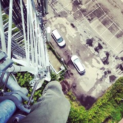 Celltower climbing