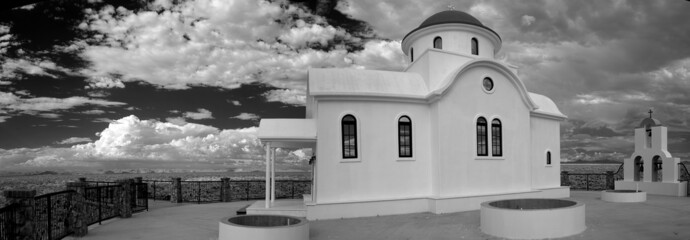 Greek orthodox chapel