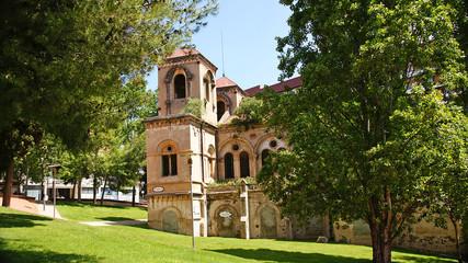 Iglesia del antiguo manicomio de Horta, Barcelona