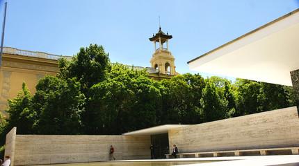 Pabellón Mies Van der Rohe, Barcelona