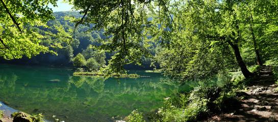 Lac de Bethmale, Couserans, Ariège