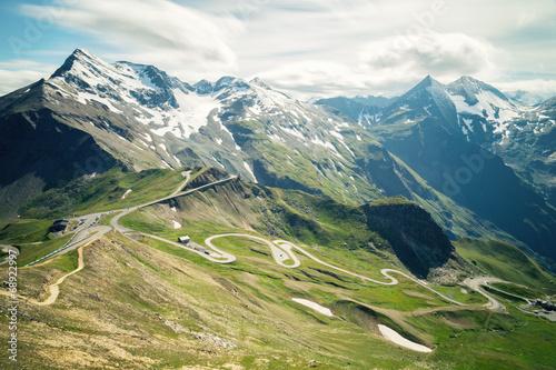 Deurstickers Alpen Großglockner